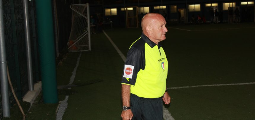 Il 4° Pallone d'oro del Ponente sarà in memoria di Raffaele Astorino