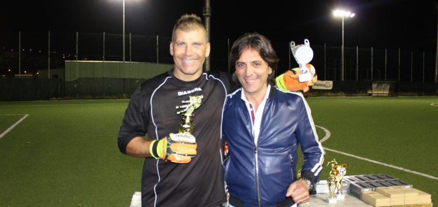 """La """"Tigre"""" Giuseppe Messina premiato miglior portiere del 21° Trofeo Città di Sanremo """"Memorial Roberto Banaudo"""""""