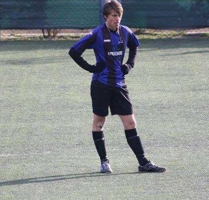 Sanremese Calcio, Mattia Castelein nella Juniores Nazionale di mister Brancatisano