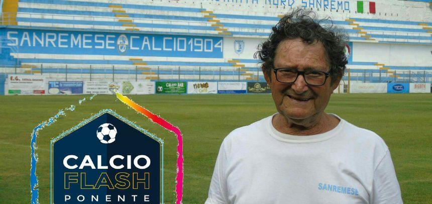 Amedeo Costanzo, 50 anni passati nel mondo della Sanremese Calcio