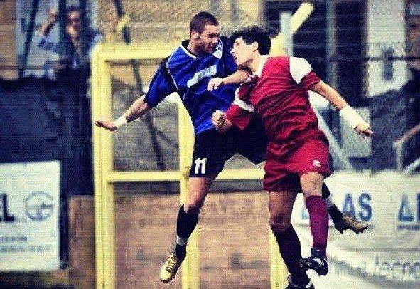 """Carlin's Boys, esordio da urlo per Fabio Gatti:""""Dedico il gol al mio personal trainer Riccardo Lorenzelli"""""""