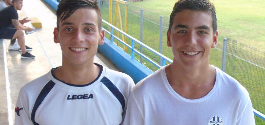 Torneo Internazionale Carlin's Boys, il Savona stende l'Arenzano 2-0 con le reti di Giorgi e Giusto