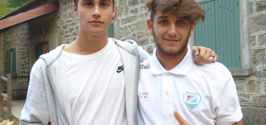 Sanremese Calcio – Sono Umberto Bastianoni e Nicolò Pirisi i portieri della Juniores Nazionale