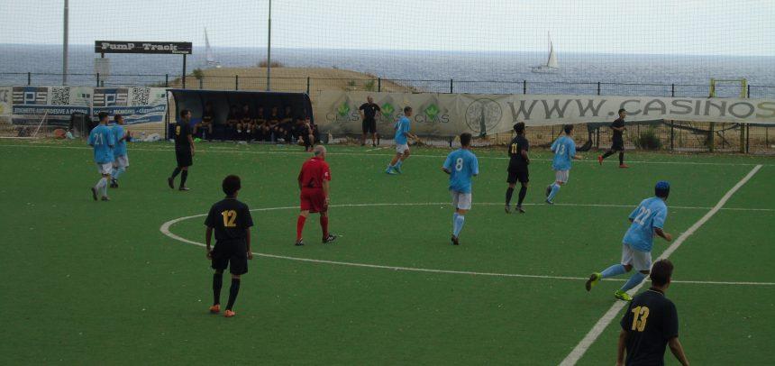 Sanremese Calcio, la Juniores Nazionale perde l'amichevole con l'AS Monaco Under 19: 2-0 per i francesi