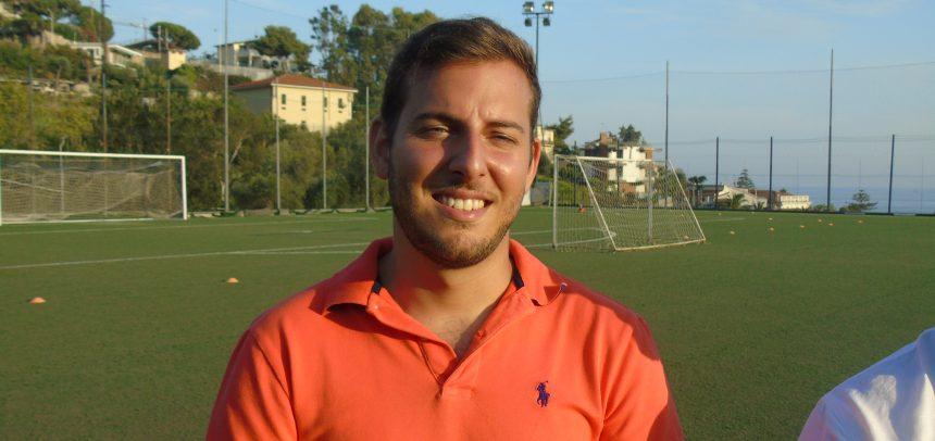 Ospedaletti Calcio, intervista a Manuel Toscano, psicologo della società orange