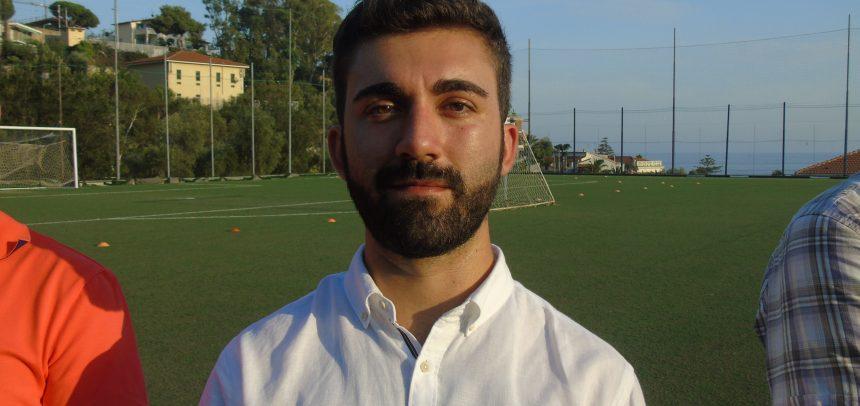 Ospedaletti Calcio, intervista a Simone Paone, match analyst della società orange