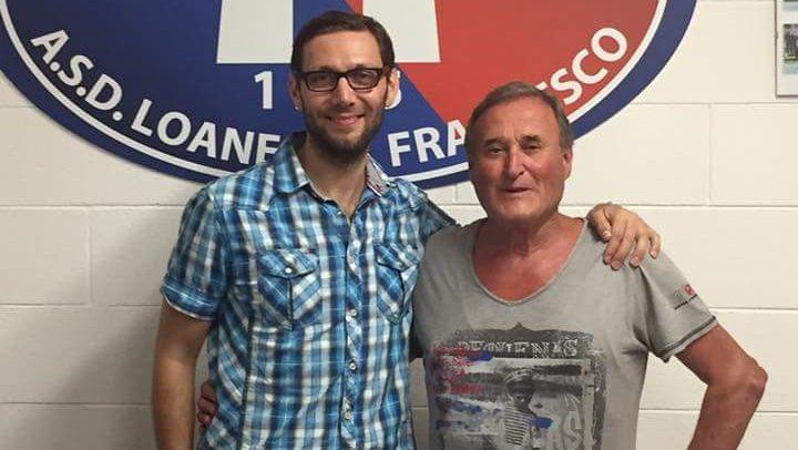 BOMBA DI MERCATO – Gianvito Garassino ha firmato per la ASD Loanesi