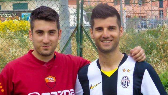 Taggia Calcio, i fratelli Daniele e Luca Festa allenatori del settore giovanile giallorosso