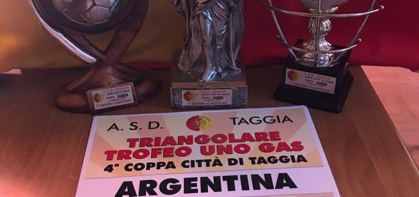 4° Trofeo Uno Gas – Argentina vs Imperia e Taggia vs Imperia sintesi video
