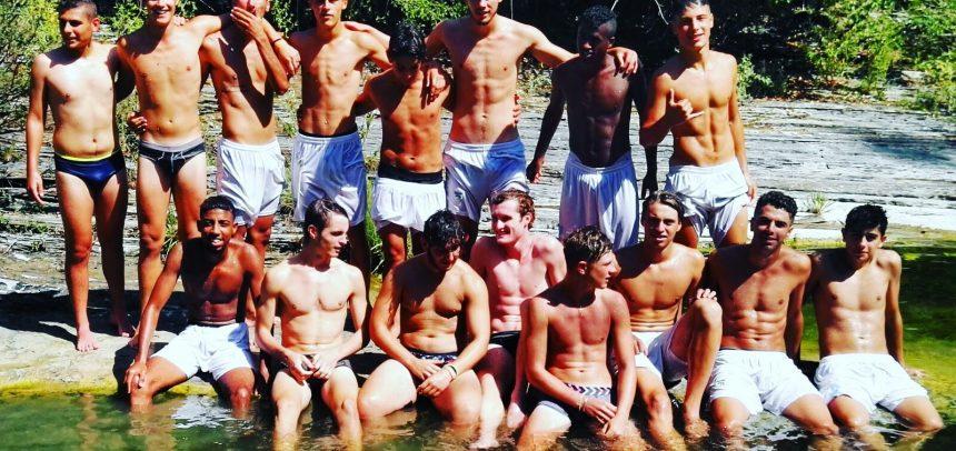 Sanremese Calcio – La Juniores Nazionale in ritiro a Molini di Triora