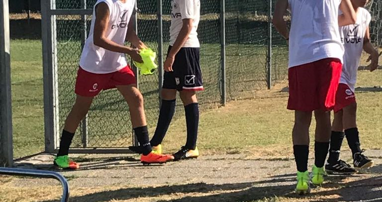 ESCLUSIVA – Le foto di Pietro Biancheri al primo allenamento con il Carpi FC