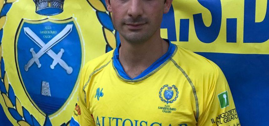 UFFICIALE: Mario Stabile è un giocatore del San Bartolomeo Calcio