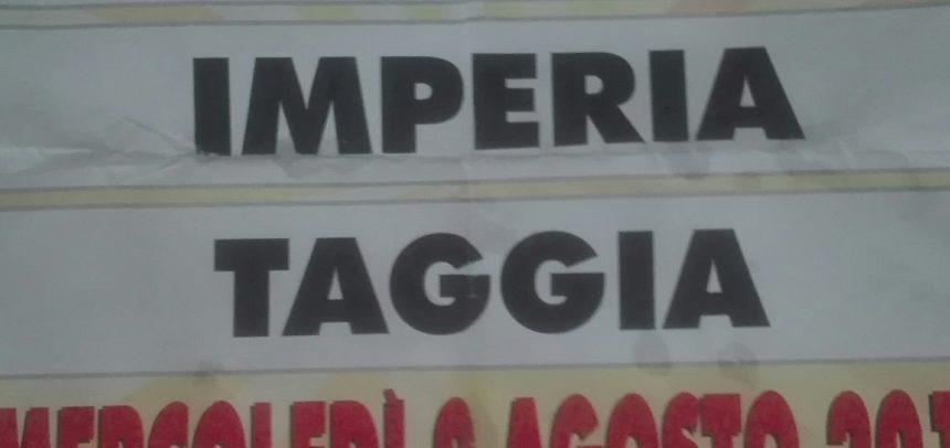 """Trofeo Uno Gas: mercoledì al """"Marzocchini"""" triangolare tra Argentina, Imperia e Taggia"""