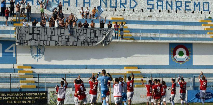 Con le reti di Gagliardi e Lauria la Sanremese elimina l'Argentina e passa al secondo turno di Coppa Italia