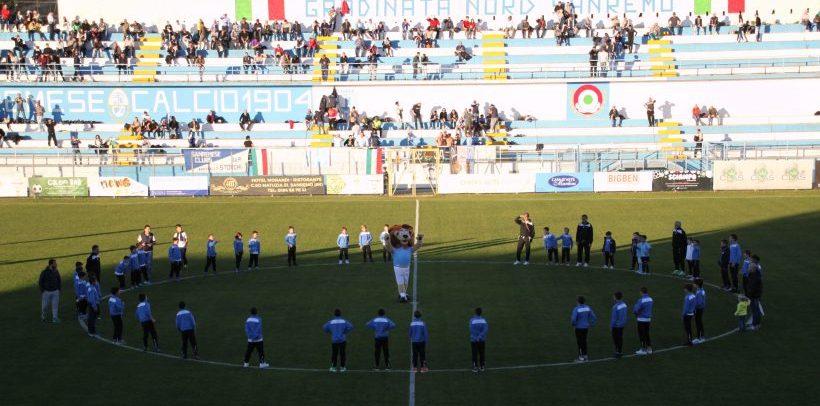 Disposizione per i tifosi in vista di Sanremese-Viareggio