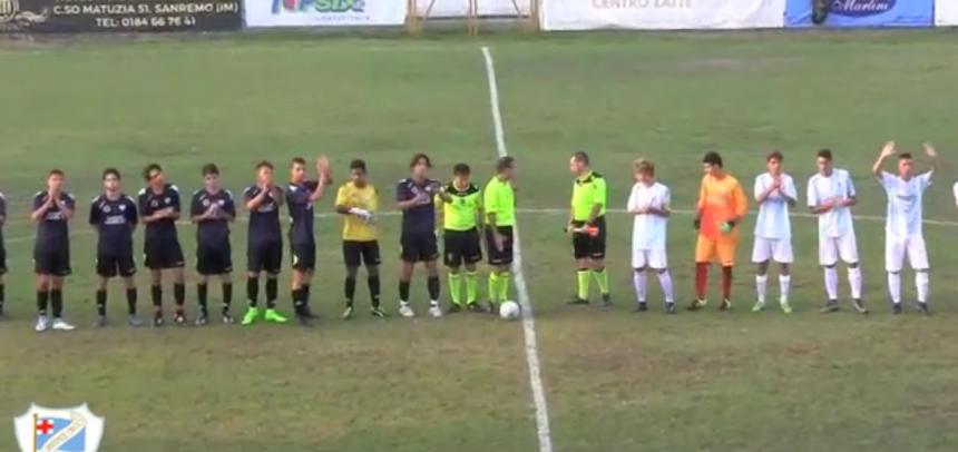 Torneo Internazionale Carlin's Boys, gli Highlights di Sanremese-Virtus Entella 0-1