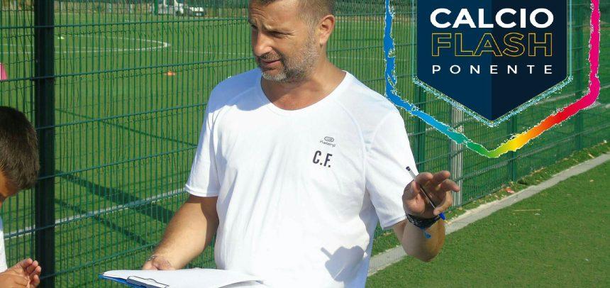 """Sanremese Calcio – Fabio Coccoluto responsabile tecnico attività di base e allenatore Esordienti 2006:""""Con i giovani mi sento bene"""""""