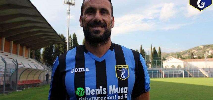 """ASD Imperia, Francesco Cocito:""""Siamo tutti contenti, vogliamo portare più gente allo stadio"""""""