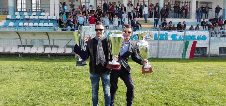 Calcio del Ponente in lutto per la morte di Luca Colangelo