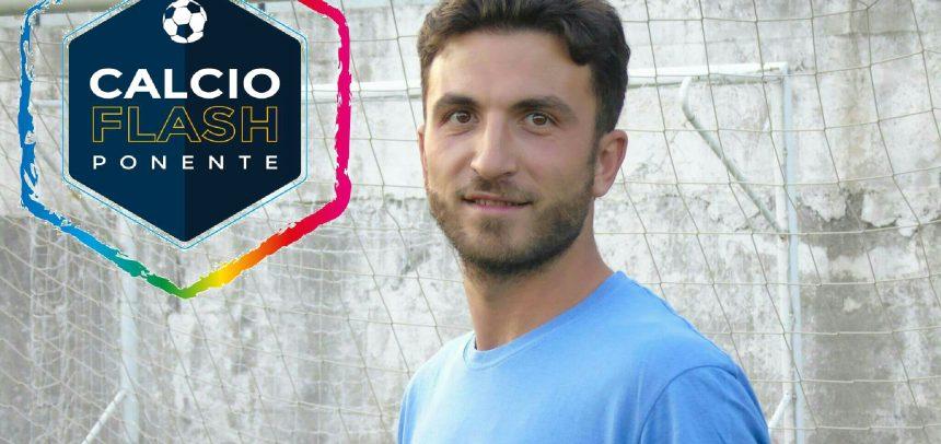 """Sanstevese, Lorenzo Gerbasi firma una doppietta contro il Sanremo 80:""""Dedico i gol alla mia fidanzata e alla squadra"""""""