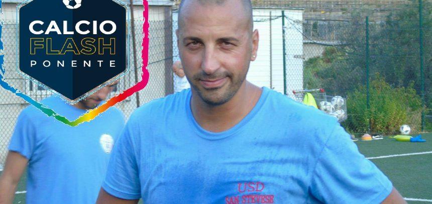 """Sanstevese, Ivan Miatto bestia nera del Camporosso:""""Questo gol mi serve per il morale, perchè sto giocando con una fastidiosa pubalgia"""""""