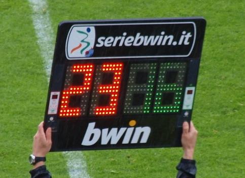Svolta epocale per il calcio dilettantistico: ok alle cinque sostituzioni!