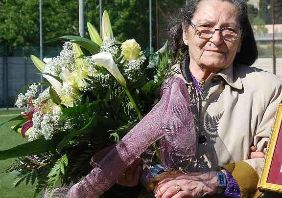 Si è spenta all'età di 86 anni Anna Montis, una vita per il Ventimiglia Calcio
