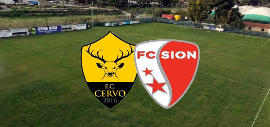 A Cervo in ritiro il FC Sion della Super League Svizzera