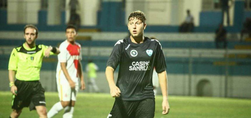 Sanremese Calcio – Il centrocampista classe 2001 Matteo Cino nel mirino del Pisa