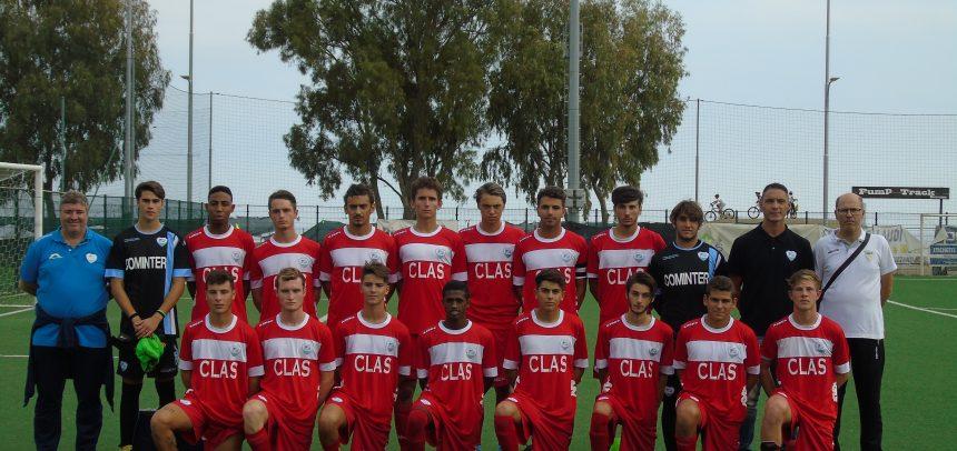 Juniores Nazionali, gli Highlights di Ligorna-Sanremese 1-3