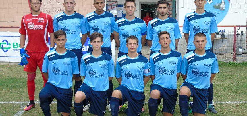 La partita ai Raggi X: Juniores Nazionali, Argentina Arma-Calcio Chieri 0-3