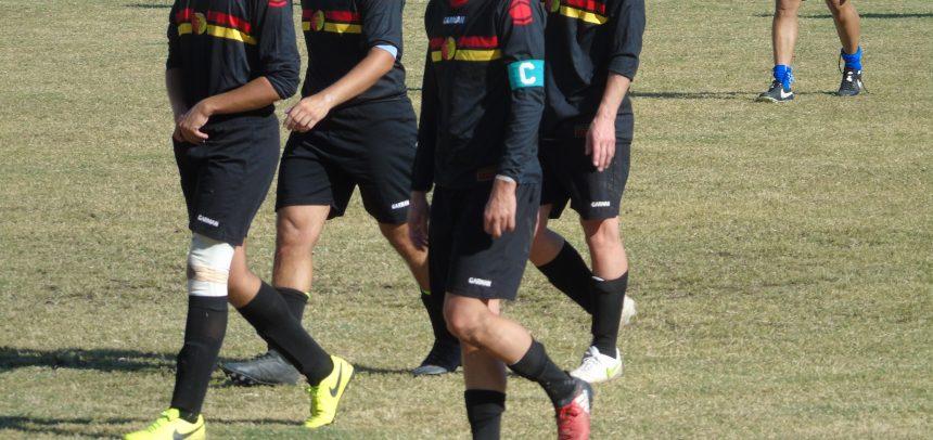 Taggia Calcio, ottimo avvio di stagione per Francesco Rosso