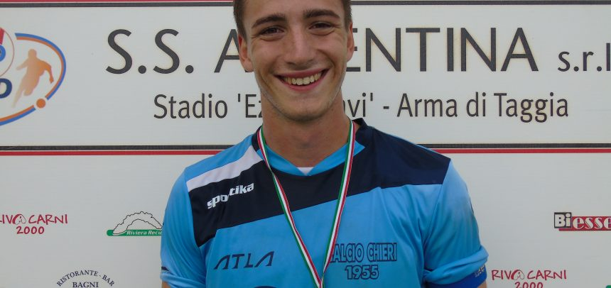 E' Mirko Casasanta il Man of the Match di Argentina-Chieri 0-3