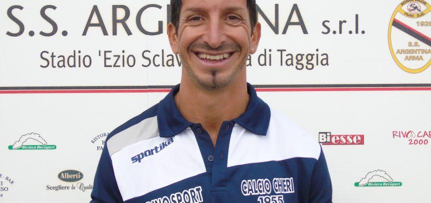"""Calcio Chieri, mister Franco Semioli commenta la vittoria con l'Argentina:""""La squadra è cambiata molto però ha voglia di crescere ed imparare"""""""