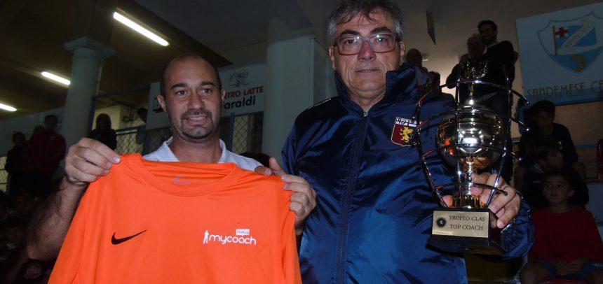 """Intervista a Luca Chiappino, mister del Genoa campione al 59° Torneo Internazionale Carlin's Boys:""""Siamo contenti, vittoria meritata"""""""