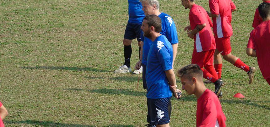 Argentina, allenamento guidato da Roberto Correale