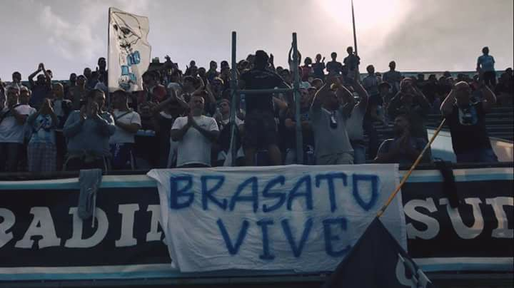 "Serie B, gli Ultras della Virtus Entella ricordano Giancarlo Costantini: ""BRASATO VIVE"""