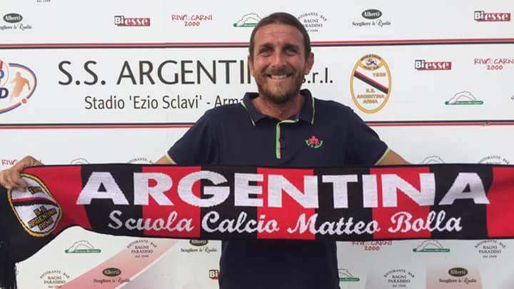 Argentina Arma, Roberto Correale nuovo Team Manager