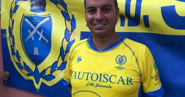 """San Bartolomeo Calcio, Daniel Bono ancora gialloblu:""""Contento di far parte di questo gruppo"""""""