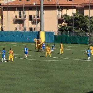 """[Video] Lo splendido gol su punizione annullato al """"Mago"""" Roby Iannolo"""