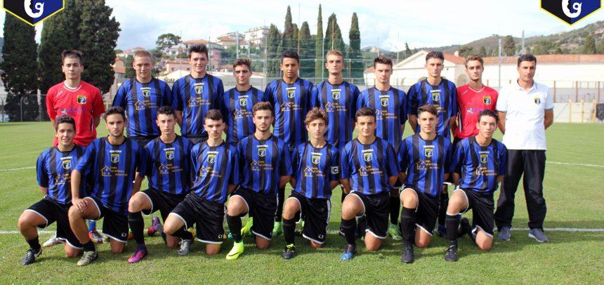Juniores Eccellenza, l'ASD Imperia batte il Genova Calcio 2-1: in gol Cosenza e Balbo