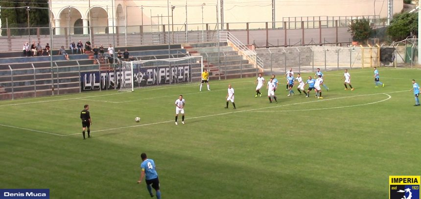 [Coppa Italia Eccellenza] Imperia 3 Pietra Ligure 2, sintesi video
