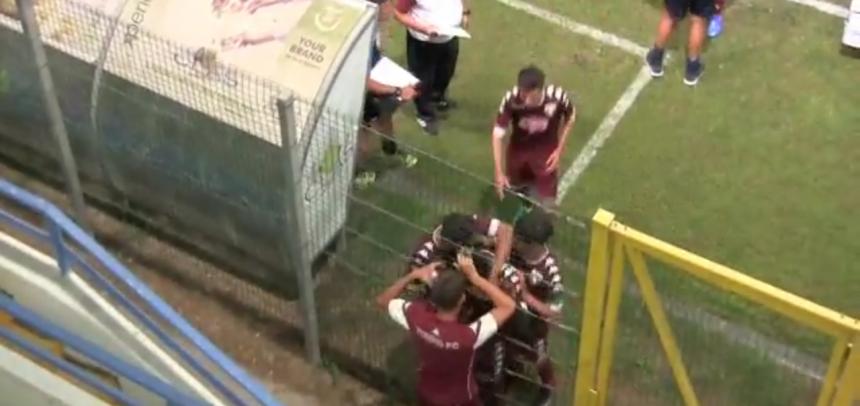 Torneo Internazionale Carlin's Boys, gli Highlights della semifinale Torino-Virtus Entella 6-2
