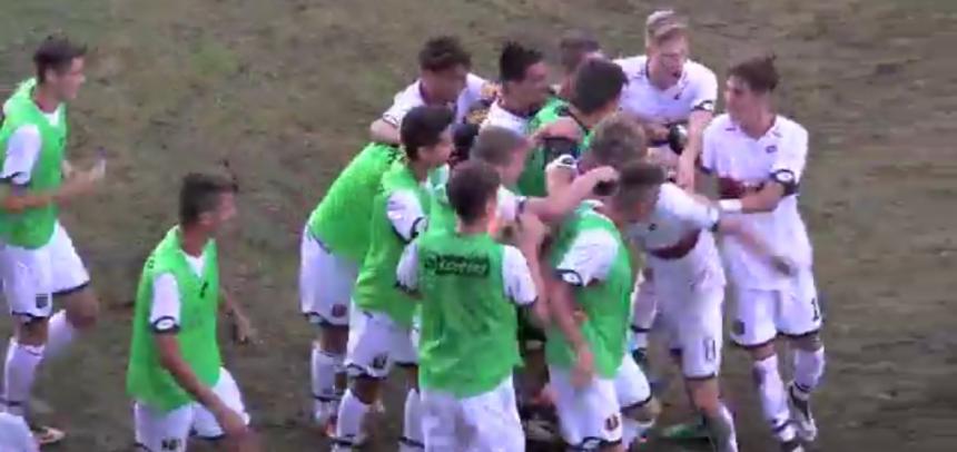 [Video] Torneo Internazionale Carlin's Boys, il gol di Masini che ha deciso la finale tra Genoa e Torino