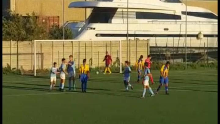 [Video] Il primo gol di Francesco Pellicanò con la Sanremese Calcio
