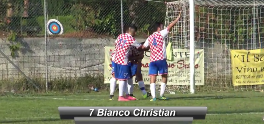 Gli Highlights di Dianese&Golfo-Don Bosco V. Intemelia 0-1 by Massimo Vaccarezza