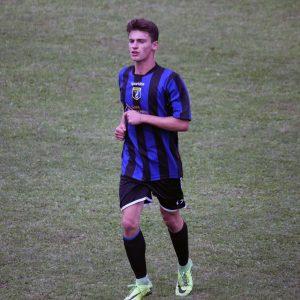 Ludovico Vassallo è il man of the match della partita Juniores Imperia – Serra Riccò
