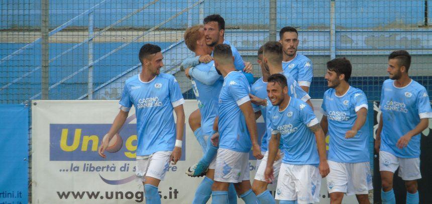 Serie D Girone E, gli Highlights di Sanremese-Rignanese 3-0