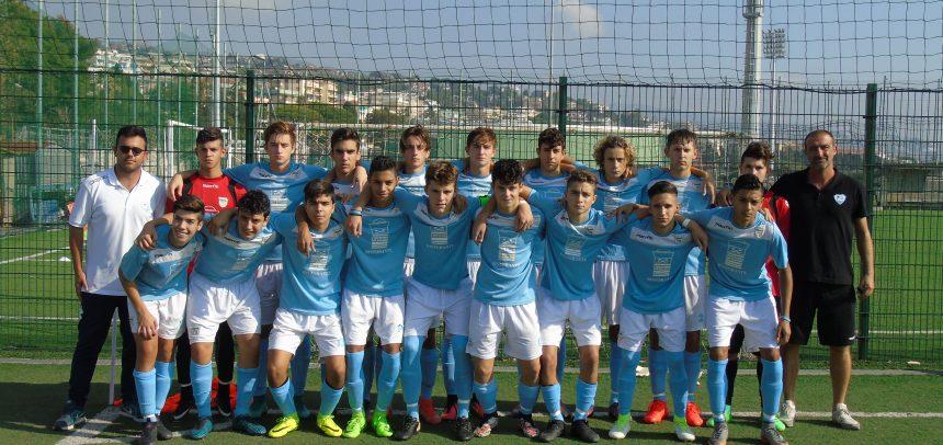 Allievi Regionali Fascia B, gli Highlights di Sanremese-Football Genova Calcio 2-1