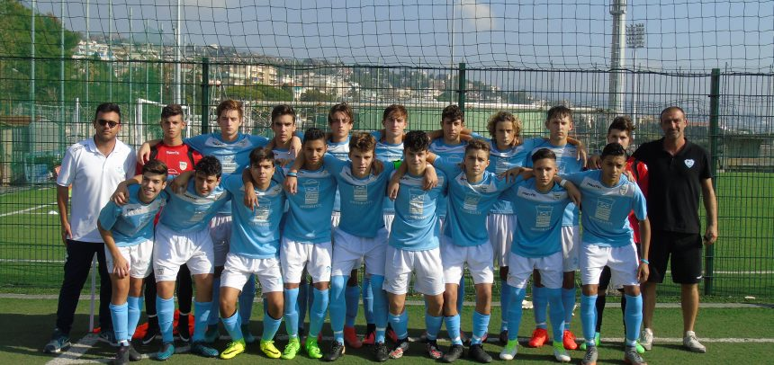 Allievi Regionali, gli Highlights di Sanremese-Vado 7-0